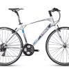 Trinx FREE2.0 จักรยานไฮบริด TRINX เกียร์ 24 สปีด 700C เฟรมอลูมิเนียม 2017