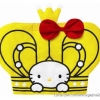กระเป๋ามงกุฎคิตตี้ New 2010 McDonald's HK Hello Kitty The Cosplay Party - Kitty crown Bag