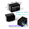 220VAC to 9Vdc/2.7A