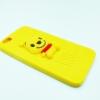 เคสซิลิโคน 3D หมีพูล Iphone 6 plus (5.5 นิ้ว)