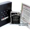 ไฟแช็ค Zippo 24779 Jack Daniels Street Chrome