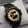นาฬิกาข้อมือ US submarine Protector รุ่น TP3135M สีดำตัดทอง