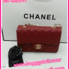 "Chanel Classic Flap Bags Caviar Leather Gold Hardware 8"" **เกรดท๊อปมิลเลอร์** (Hi-End)"