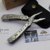 คีมเอนกประสงค์ Multi-Tools Ganzo กานโซ่ รุ่น G201-H สีเงินไทเทเนี่ยม ของแท้ 100%
