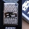 ไฟแช็คซิปโป้แท้ Zippo 29438 85th Anniversary, High Polish Chrome แท้นำเข้า 100%