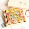 Rilakkuma Lovely Letter Stamp