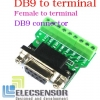 DB9 to terminal
