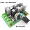 blower speed control