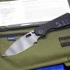 COLLECTOR'S 5.11/STRIDER SMF Matte Black KNIFE