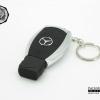 ไฟแช็ค รูปทรง กุญแจรถเบนซ์ Mercedez-benz Key มารุ่นใหม่ มีไฟฉายในตัว