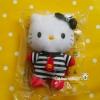 ตุ๊กตาคิตตี้ชุดนักโทษ Hamburglar ❀ Hello Kitty McdonaldLand คอลเลคชั่นสะสม (soft package)