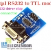 Serial RS232 to TTL
