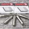 แก๊สหลอดยี่ห้อ GAMO Co2 สำหรับเติม BBgun ขนาดบรรจุ 12 กรัม 1 แพ็ค 5 หลอด 180 บาท