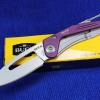 Buck Apex Purple Aluminum Handles 818PPS