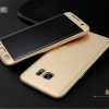 Case Samsung S7 พลาสติกเคลือบเมทัลลิคแบบประกบหน้า - หลังสวยงามมากๆ ราคาถูก