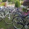 จักรยานแม่บ้านมือสองญี่ปุ่น สภาพพร้อมปั่น ขายพร้อมไฟหน้าและตะกร้าหน้า
