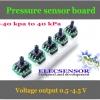 - 40 kpa ถึง 40 kpa pressure sensor board