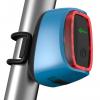 ไฟท้ายออโต้ MEILAN X6 กันน้ำ IPX6 (USB) มีแต่สีฟ้า