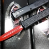 Microtech Ultratech Dagger OTF Automatic Red Sith Lord 122-1SL