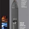 """ไฟแช็ค Zippo แท้ """" Zippo 121330, Flexible Neck Utility Lighter Black, Dual Flame"""" แท้นำเข้า 100%"""