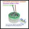4-20 mA ceramic pressure sensor