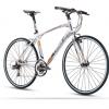 จักรยานไฮบริด TRINX FREE 1.0 ,21 สปีด เฟรมอลูซ่อนสาย 700c 2016