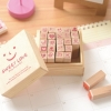 Diary Stamp Collection