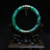 กำไลหยกพม่าเขียวจักรพรรดิ์ (Burma jade bangle)