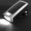 """ไฟหน้าจักรยาน """"XLight"""" SOLAR 4 LED (ชาร์จด้วยแสงอาทิตย์+USB) XC-990"""