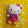 Hello kitty x Birdie of McDonaldLand collections plush doll (soft package) ☆ ตุ๊กตาคิตตี้นกเบิร์ดดี้ชุดชมพู