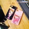 Case iPhone 6 Plus / 6s Plus (5.5 นิ้ว) พลาสติกกากเพชรลายสุดเปรี้ยวน่ารักมากๆ ราคาถูก