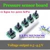 0 ถึง 500 kpa pressure sensor board