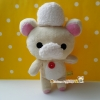 Korilakkuma Rilakkuma take a bath ตุ๊กตาหมีโคริลัคคุมะแช่ฟองสบู่