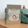 Mini Mate Diary Ver.4 (Brown)