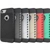 เคส iPhone 7 เคสกันกระแทกแยกประกอบ 2 ชิ้น ด้านในเป็นซิลิโคนสีดำ ด้านนอกพลาสติก สวยมากๆ เท่สุดๆ ราคาถูก