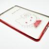 เคสขอบโครเมียม tpu ลายการ์ตูน Ipad mini 4