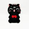 เคสซิลิโคนแมวอ้วน 3D ซัมซุง เจ 7 Prime