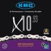 โซ่จักรยาน KMC X10 ,10 สปีด Taiwan