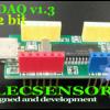 6 ch 12 bit voltage data DAQ