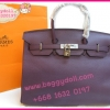 Hermes Birkin35 Togo Leather Silver Hardware **เกรดท๊อปมิลเลอร์** (Hi-End)