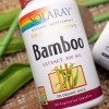 # ริ้วรอย # Solaray, Bamboo, Extract, 300 mg, 60 Vegetarian Capsules