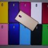 เคส Nokia 3 พลาสติกสีพื้นสวยเรียบๆ แต่สวยงามมาก ราคาถูก