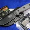 Esee 4PB Model 4 Stainless Black Plain Blade