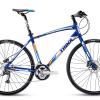 FREE3.0 จักรยานไฮบริดรุ่นใหม่ Trinx เฟรมอลูซ่อนสาย 27 สปีด ล้อ 700C