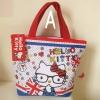 Hello Kitty handbag กระเป๋าถือลายคิตตี้