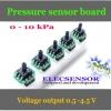 0 ถึง 10 kPa pressure sensor board