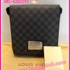 Louis Vuitton Damier Graphite Canvas Brooklyn PM **เกรดท๊อปมิลเลอร์** (Hi-End)