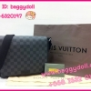 Louis Vuitton Damier Graphite Canvas District PM **เกรดท๊อปมิลเลอร์** (Hi-End)