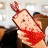 เคสตู้กากเพชรหูกระต่าย ไอโฟน 7plus5.5 นิ้ว(ใช้ภาพรุ่นอื่นแทน)