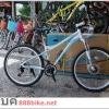 จักรยานเสือภูเขาทรงผู้หญิง Trinx M176L เฟรมอลู 21 สปีด 2016